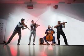 STEP UP d'Aupa Quartet