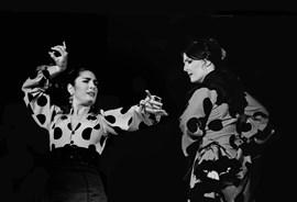 Olga Llorente i Marina González