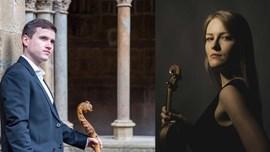 Miguel Bonal, viola de gamba | Rolanda Ginkute, violí