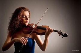 Anna Urpina, violí: Contrastos musicals, de Biber a Pärt