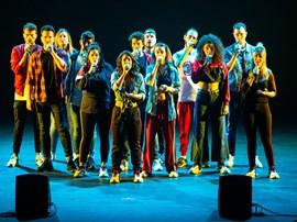 EL MUSICAL MÉS PETIT. Broadway a cappella