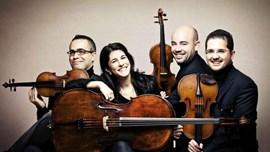 """Cuarteto Quiroga: """"Actus Tragicus"""""""