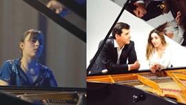 Laure Cholé, piano | Anton Dolgov Vikulov i Maite León Ruiz, pianos