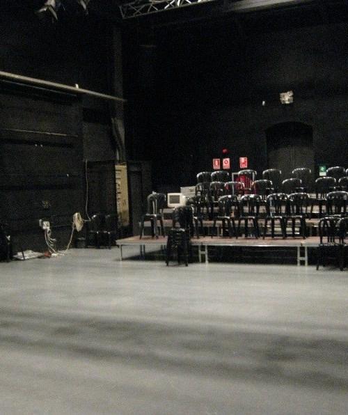 Teatre Municipal de l'Escorxador - Sala 2