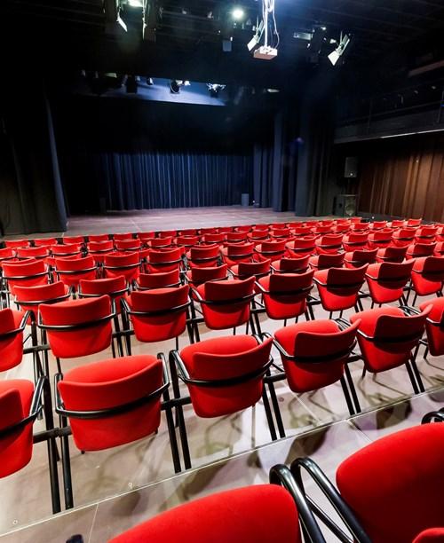 Teatre Kursaal - Sala Petita